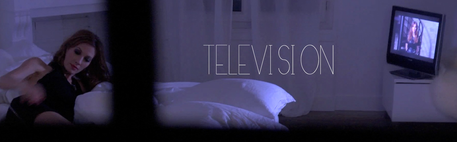 TELEVISION - MAREVA GALANTER - VIDEO - ECRAN